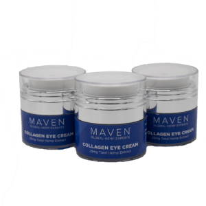 Maven CBD - Collagen Eye Cream