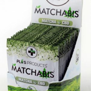 CBD NJ - Matchabis Retail Box of Matchabis