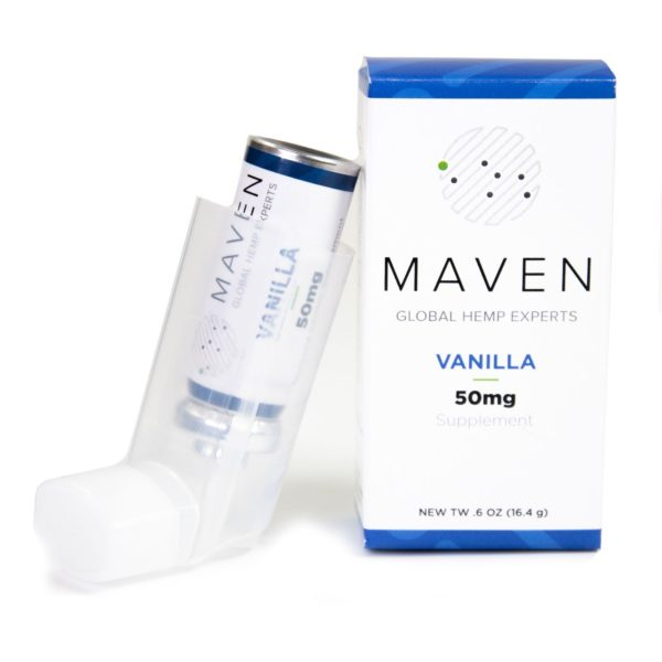 Maven CBD - CBD Inhaler - Full Spectrum 50mg